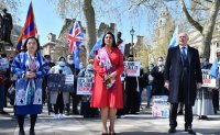 UK parliament declares 'genocide' in China's Xinjiang; Beijing condemns the move