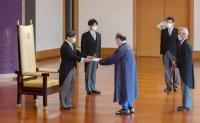 Korean ambassador presents credentials to Japan