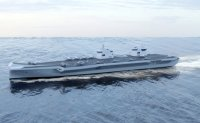 Hyundai Heavy, Bobcock join forces for South Korea's 1st aircraft carrier