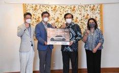 Indonesian Embassy purchases Hyundai's IONIQ 5