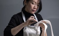 [INTERVIEW] 'Bandage art' ceramist leaves past behind to move forward