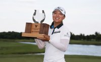 Ko Jin-young captures 1st LPGA win of season in Texas