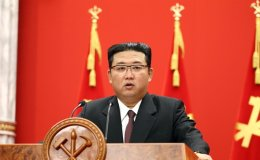 North Korean leader urges improvement in people's lives on party's founding anniversary