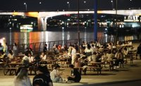 Last weekend before highest social distancing rules go into effect in Seoul [PHOTOS]