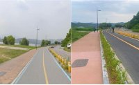 Seoul to separate bikes, pedestrians on Han River park paths
