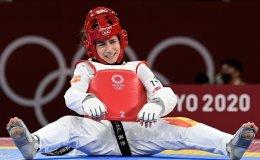 Spanish taekwondo medalist's belt grabs Koreans' attention