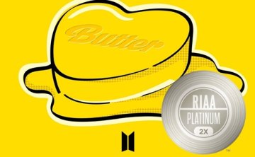BTS' 'Butter' certified double platinum in US