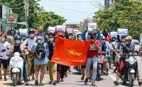 US sanctions Myanmar military and junta leaders for attacks