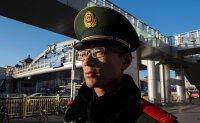 North Korea leader arrives in Beijing after warning of alternate path to U.S. talks