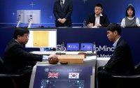 Match 1: AlphaGo vs Lee Se-dol (LIVE)