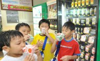 Seoul gets tough on soda sales to students