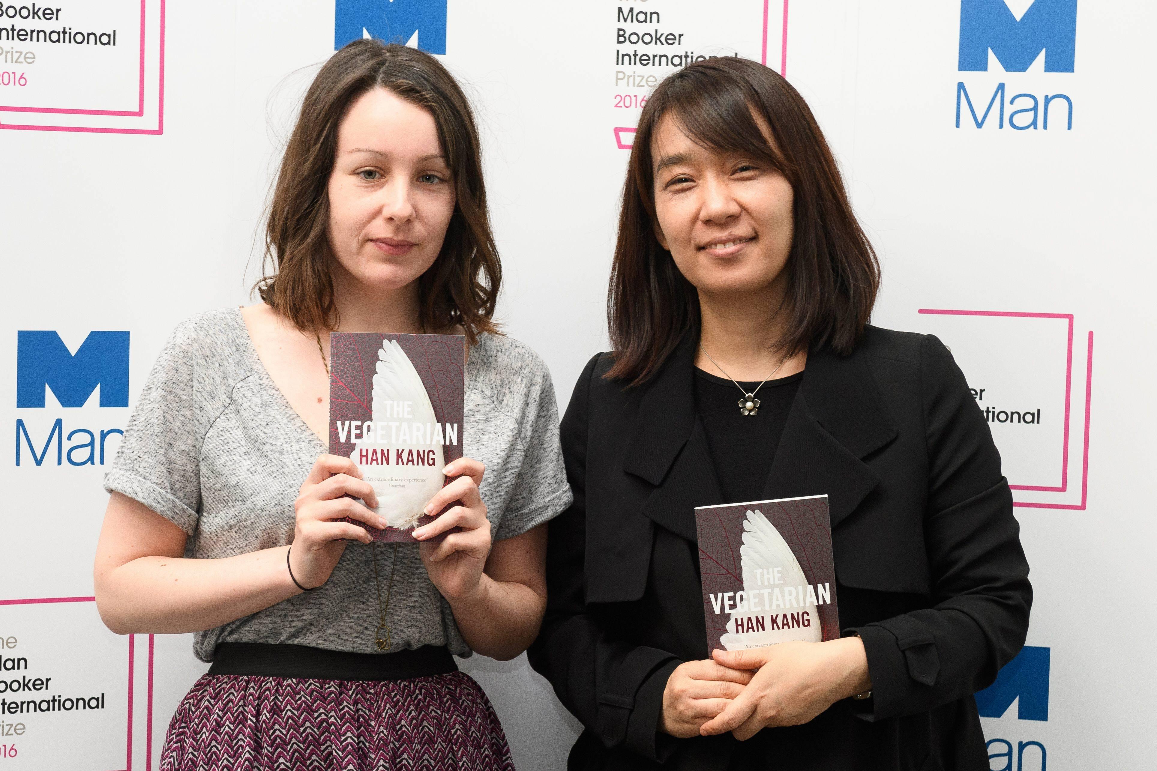 Award-winning novel 'The Vegetarian' fraught with errors