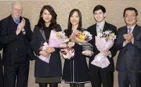 Translation award honors translators' effort in reading social context