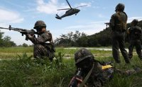 South Korea and U.S. to hold scaled-down military drills in August