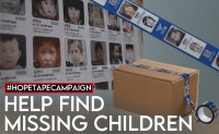 'Hope Tape': How a simple tape can help find missing children