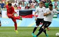 Rio 2016: Last-gasp German goal denies Korea knockout stage