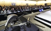 S. Korea eyes 'swarming drone warfare'
