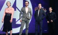 'Avengers: Infinity War' superheroes arrive in Seoul