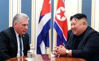 Cuban President meets North Korea's Kim Jong Un to boost bilateral ties