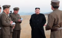 North Korea says it has a new 'tactical' weapon