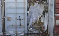 South Korea investigates tonnes of illegal trash sent back from Philippines