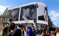 East meets West at K-pop stars BTS rock London