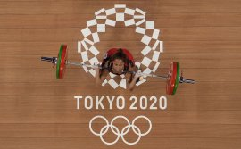 Tokyo Olympics Day 1 in Photos