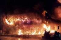 Overnight building blaze in Taiwan raged for hours, 46 dead