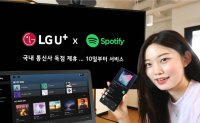 Spotify joins hands with LG Uplus