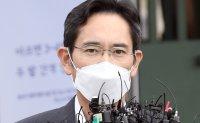 Samsung heir Lee set free on parole after 7 months in prison