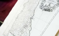 Ancient map in Spain shows Dokdo as part of Korean territory