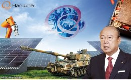 Kim Seung-youn's leadership turns Hanwha into an empire
