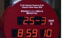 Olympics succumb to the inevitable