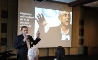 President of Zuellig Pharma Korea discusses 'AI doctors'