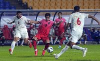 Korea in 2nd place after two matches in final World Cup qualifying phase