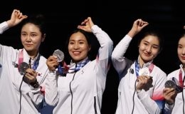 Team Korea finishes day four without gold