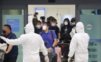 Another batch of Koreans returns from virus-hit India