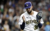 Milwaukee Brewers' Devin Williams likely to miss postseason after punching wall