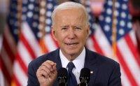 More action, less talk, distinguish Biden's 100-day sprint