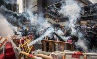 Hong Kong protests turn violent [PHOTOS]