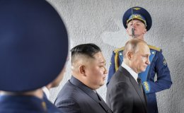 North Korea highlights friendly ties with Russia on summit anniversary