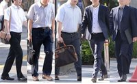 Long pants still the norm, despite scorching heat