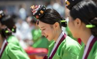 Young Koreans celebrate Coming-of-Age Day [PHOTOS]