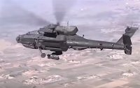 아파치 헬기, 1마일 거리 레이저 미사일 발사 성공