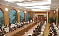 North Korean leader presides over Central Military Commission meeting, calls for 'high alert posture'