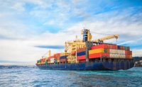 Exports up for 6th month on upbeat shipments of chips, cars