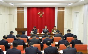 North Korea holds key party meeting for second day with focus on economy