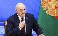Belarus leader hits out as West ramps up sanctions