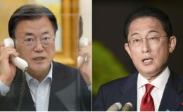 Korea, Japan to remain apart on historical issues