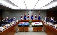 South Korea, Australia urge North Korea to return to dialogue 'without preconditions'